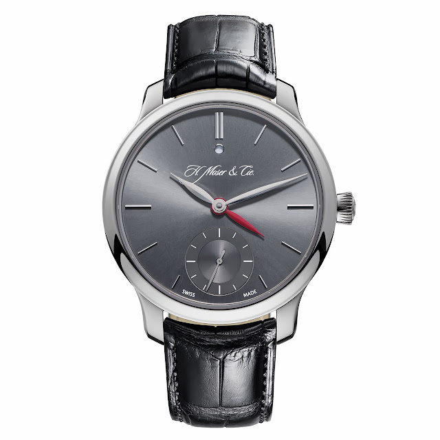 H. Moser & CIE Nomad Dual Time Watch