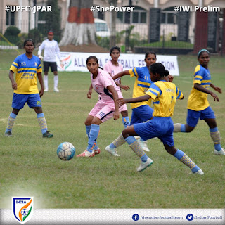 Indian Women's League 2016 Prelims