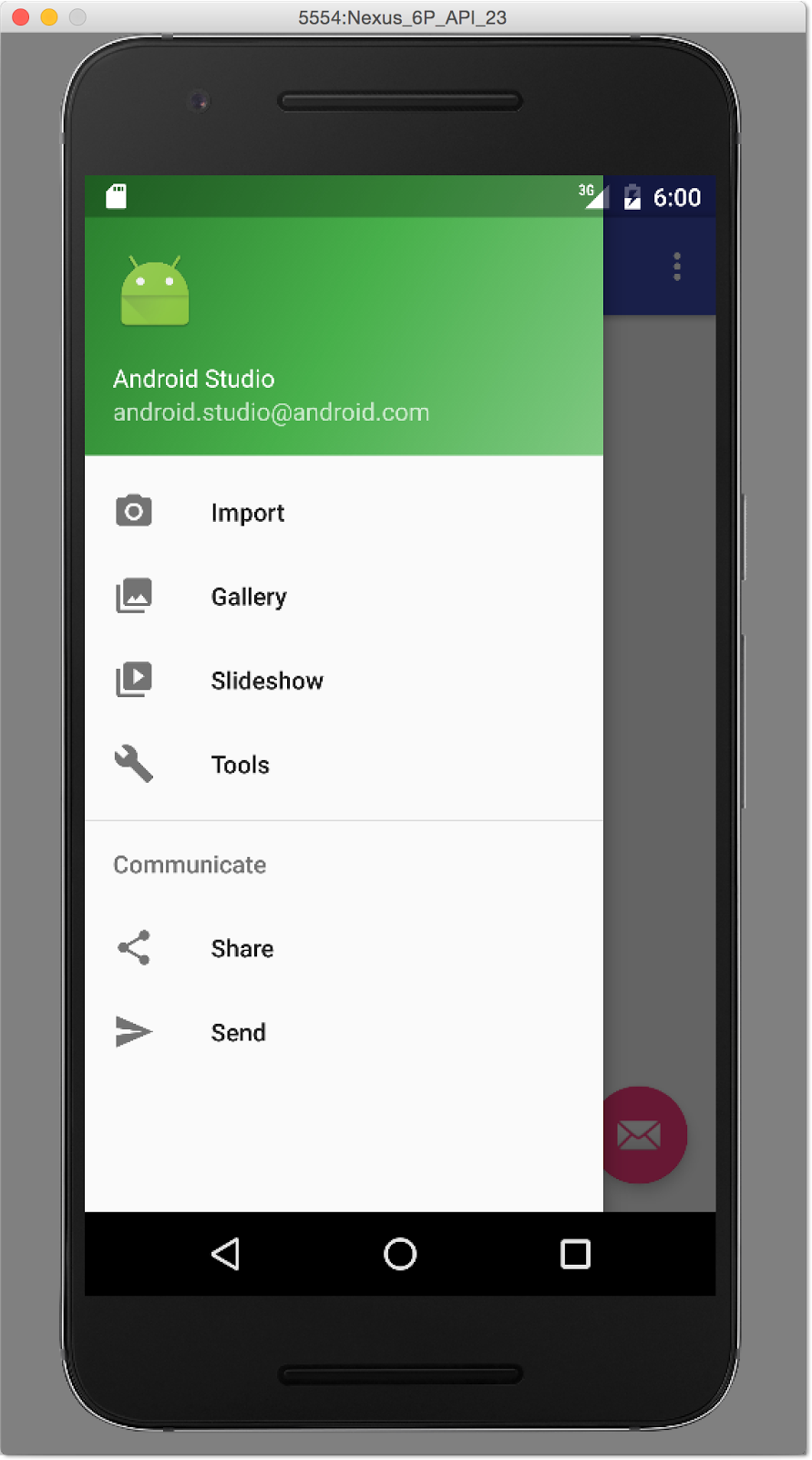 Android developers blog android studio 14 with android studio 14 you can also validate your apps on the new nexus 5x and nexus 6p screen sizes pronofoot35fo Images