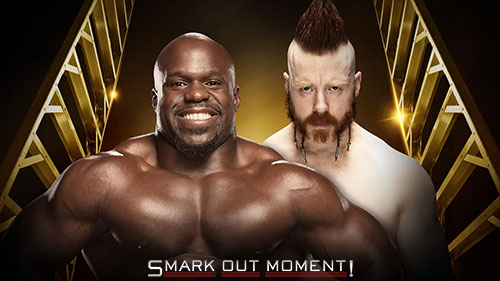 WWE Money in the Bank Apollo Crews vs Sheamus