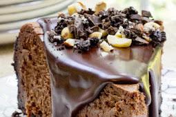 Rich Chocolate Hazelnut Cheesecake Recipe