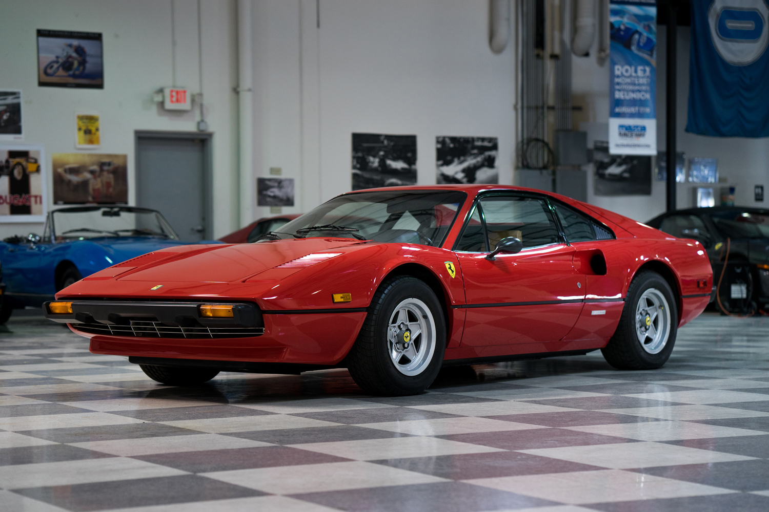 Riverside Museum Auctioning Off Supercars Classics Indy - Supercar classics