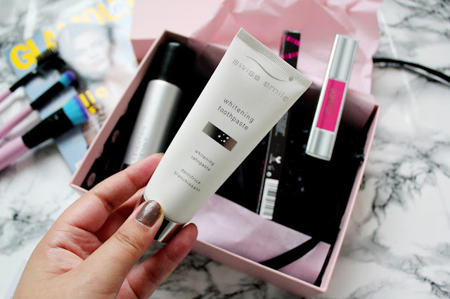 Glossybox April 2016 Beauty Box Review