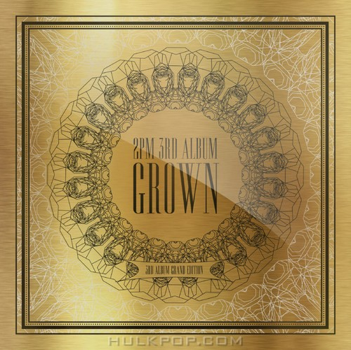 2PM – GROWN Grand Edition (ITUNES PLUS AAC M4A)
