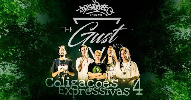 """Ouça """"Espírito Livre"""" do TheGust MC's, o primeiro single do projeto """"Coligações Expressiva"""" do DJ Caique."""