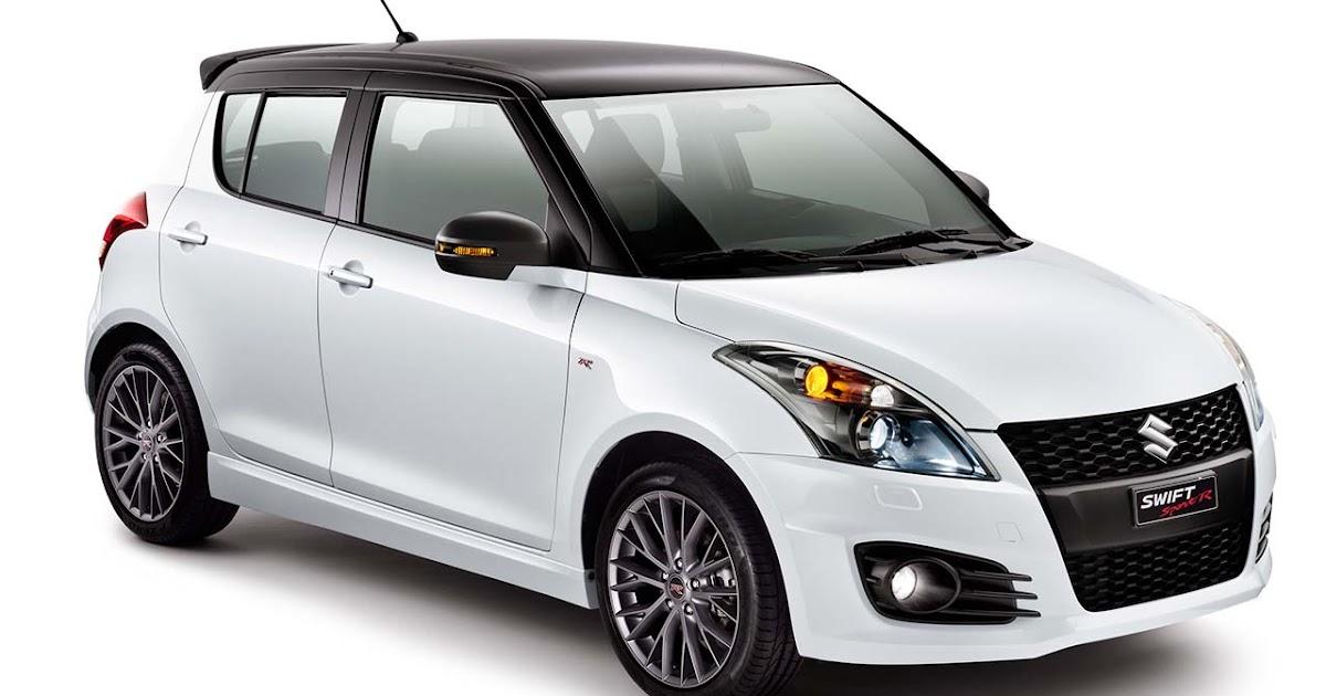 Spesifikasi Suzuki Swift