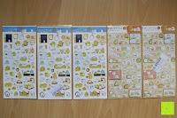 Erfahrungsbericht: Blue Vessel 5 PCS Kreative Niedlichen Kaninchen Fett Papier Notebook Marker Label Notizblock Haftnotizen