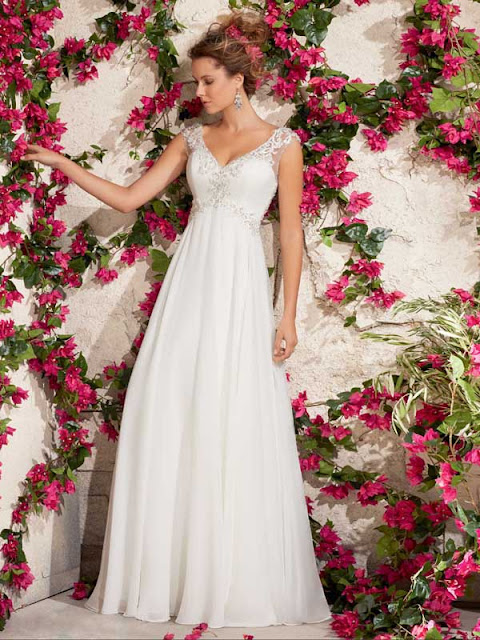 Top 5 Affordable White Wedding Dresses