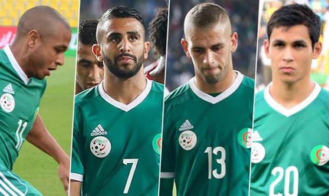 المنتجب الجزائري