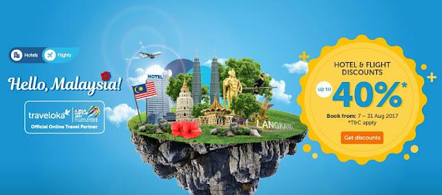 Promosi Hello Malaysia