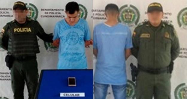 Ayer en Giradot se presentaron dos capturas por hurto y orden judicial