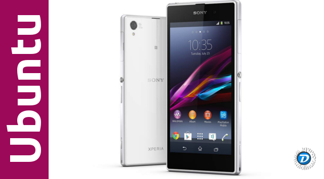 Ubuntu Phone da Sony