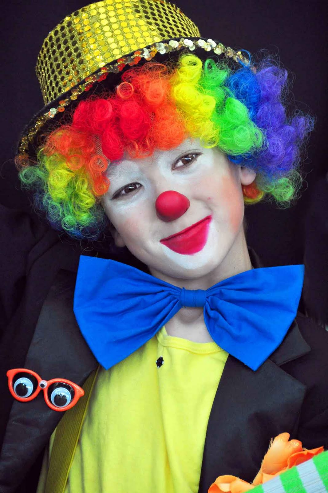 Allison Orthner: Bring in the Clowns!!!