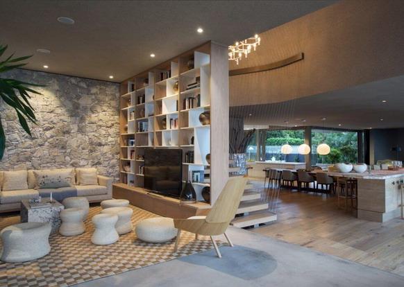 desain interior ruang tamu rumah minimalis modern