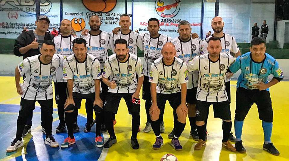 Balanço da categoria Veterano da Copa Diário no ABC