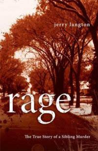 Book cover of Rage by Jerry Langton