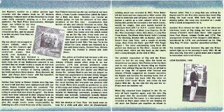 Dig Richards & The R'Jays  -  A Tribute Anthology
