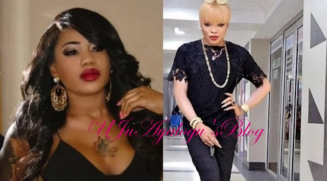 SECRETS: Toyin Lawani Finally Implicates Bobrisky In Her Assassination Attempt
