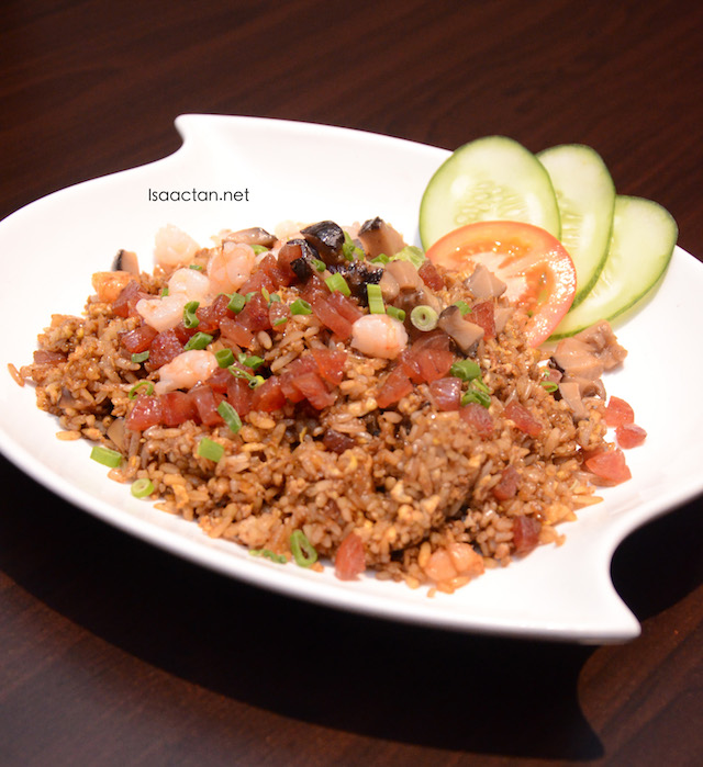 Fried Rice (RM15.90)