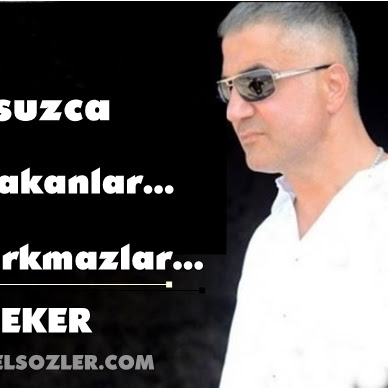 Sedat Peker Reisin 4 Sert sözü