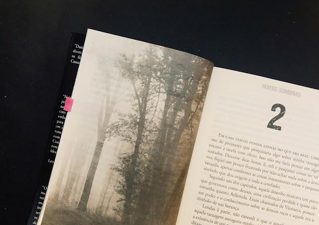 resenha literária | Noite Sombria - Daniele Oliveira