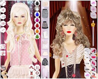 Permainan Dandanan Barbie