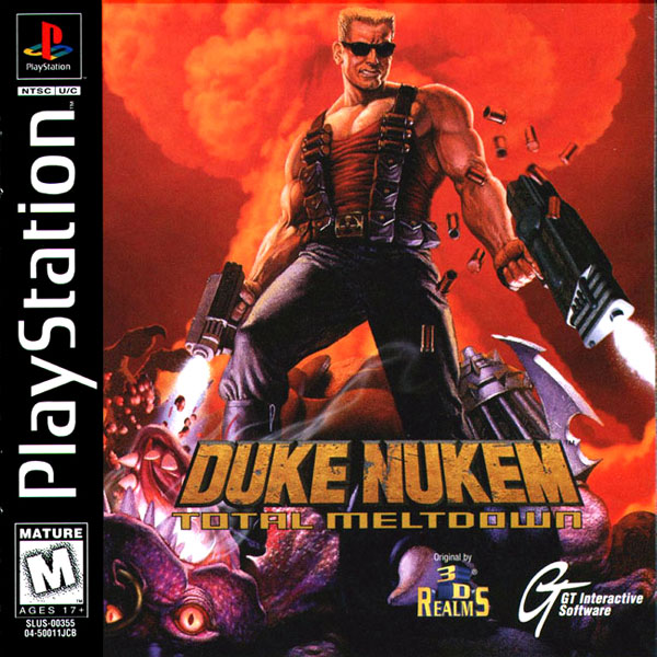 Duke Nukem - Total Meltdown - PS1 - ISOs Download
