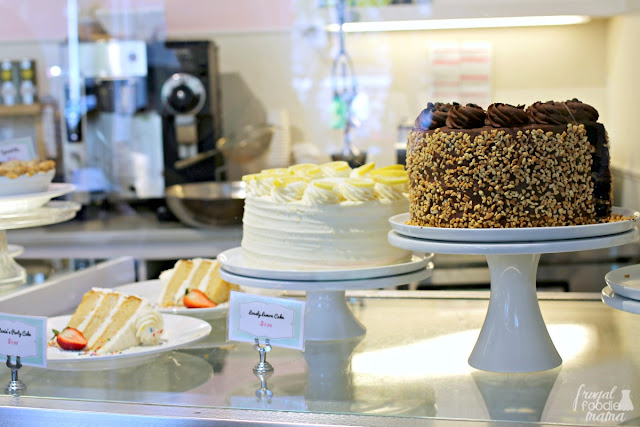 Every sweet treat that they serve at Petunia's Pies & Pastries in Portland, OR is vegan and gluten-free.