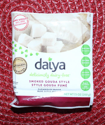 Daiya Smoked Gouda Style Farmhouse Block