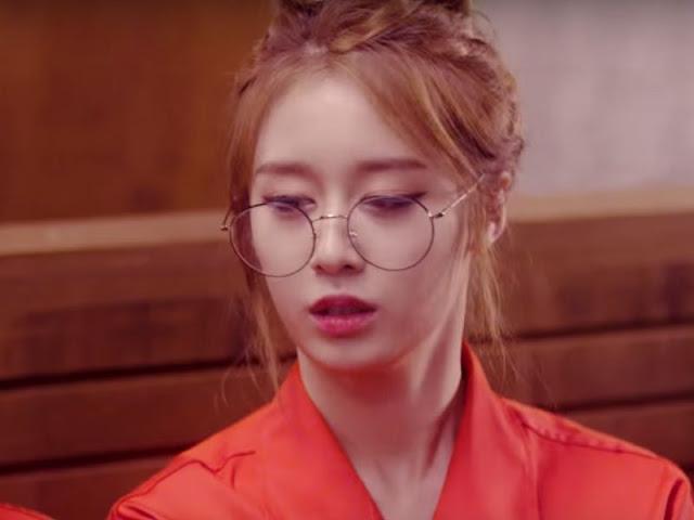 T-ara Nerd Jiyeon
