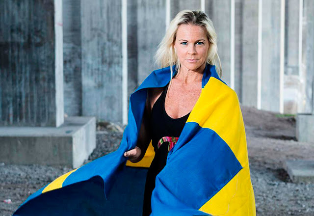 Malena Ernman (Photo: Anna Tärnhuvud)