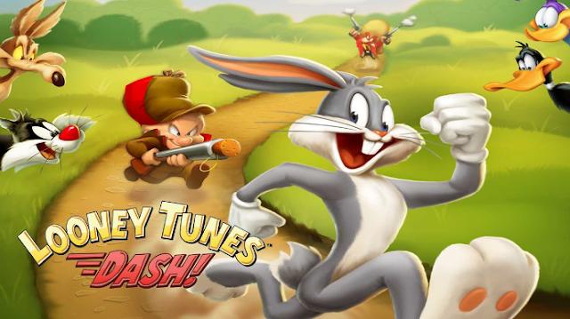 Looney Tunes Dash! v1.92.02 Mod Apk Terbaru Gratis (Free Shopping)
