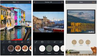 تحميل تطبيق brushstork لتحويل الصور والفيديوهات الى لوحات فنيه للايفون