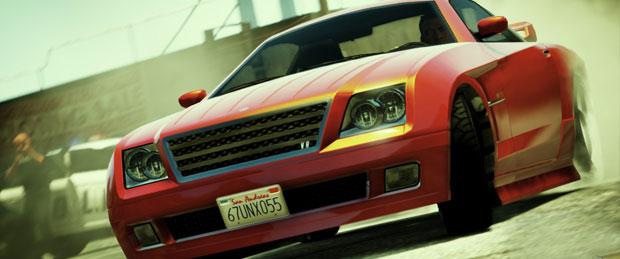 New GTA V Screenshots and Details