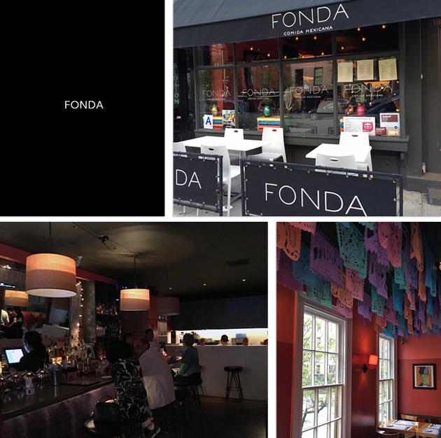 Fonda Chelsea, Fonda Restaurant, Fonda Chelsea Review, Fonda Review, Fonda Restaurant Review, Fonda New York