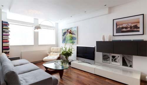 Specchi per un appartamento a portobello road arredamento facile - Specchi per salotto ...