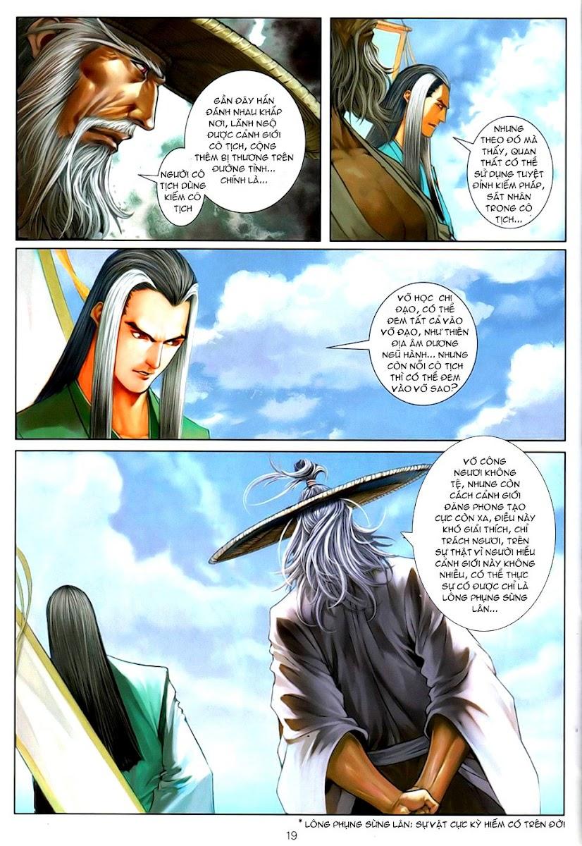 Ôn Thụy An Quần Hiệp Truyện chap 89 trang 18