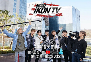 Watch iKON TV 아이콘TV Engsub Full