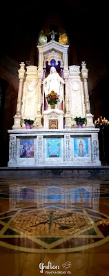 Shrine of the Miraculous Medal, Philadelphia PA
