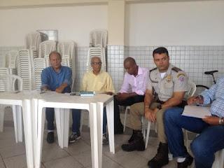 Reunião define últimos detalhes para a Festa de Iemanjá
