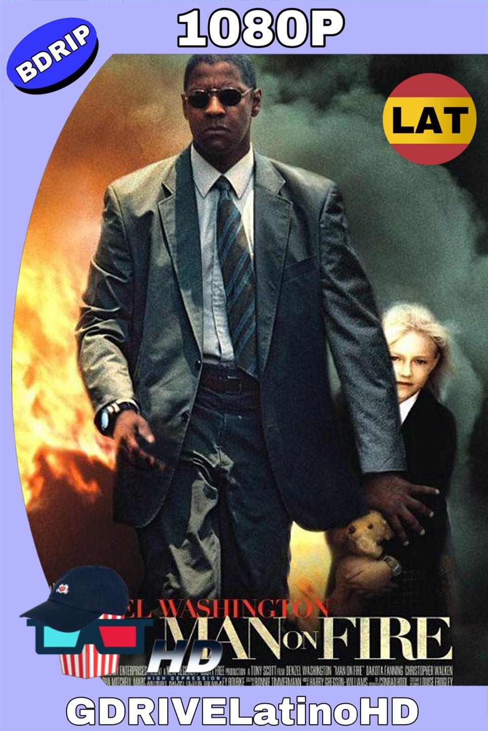 Hombre En Llamas (2004) BDRIP 1080p (60 FPS) Latino