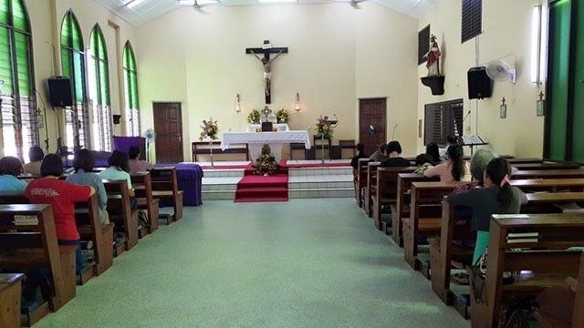 Diocese of Miri: Carmelite Monastery