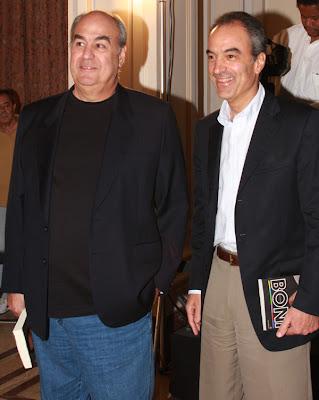 TRIBUNA DA INTERNET   Roberto Irineu e João Roberto Marinho ...