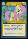 My Little Pony Fluttershy, Beastmaster Premiere CCG Card