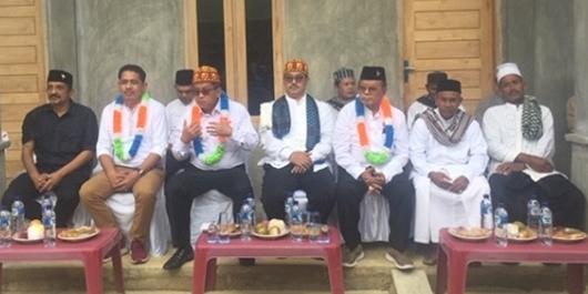 25 Ponpes dan Ratusan Mantan Anggota GAM Siap Menangkan Jokowi di Aceh
