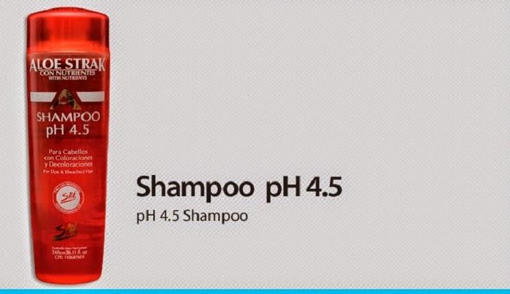 shampoo ph 4.5