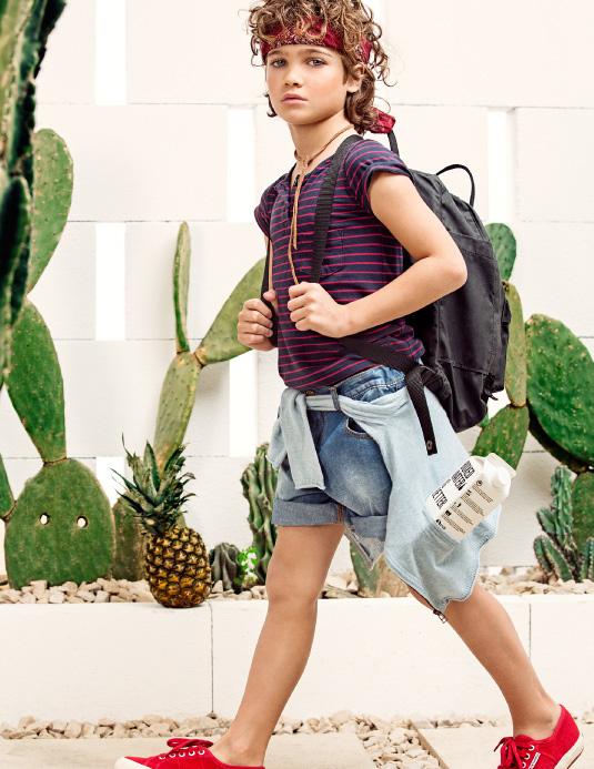 Moda ropa de niños primavera verano 2018 Paula Cahen D'Anvers Niños.