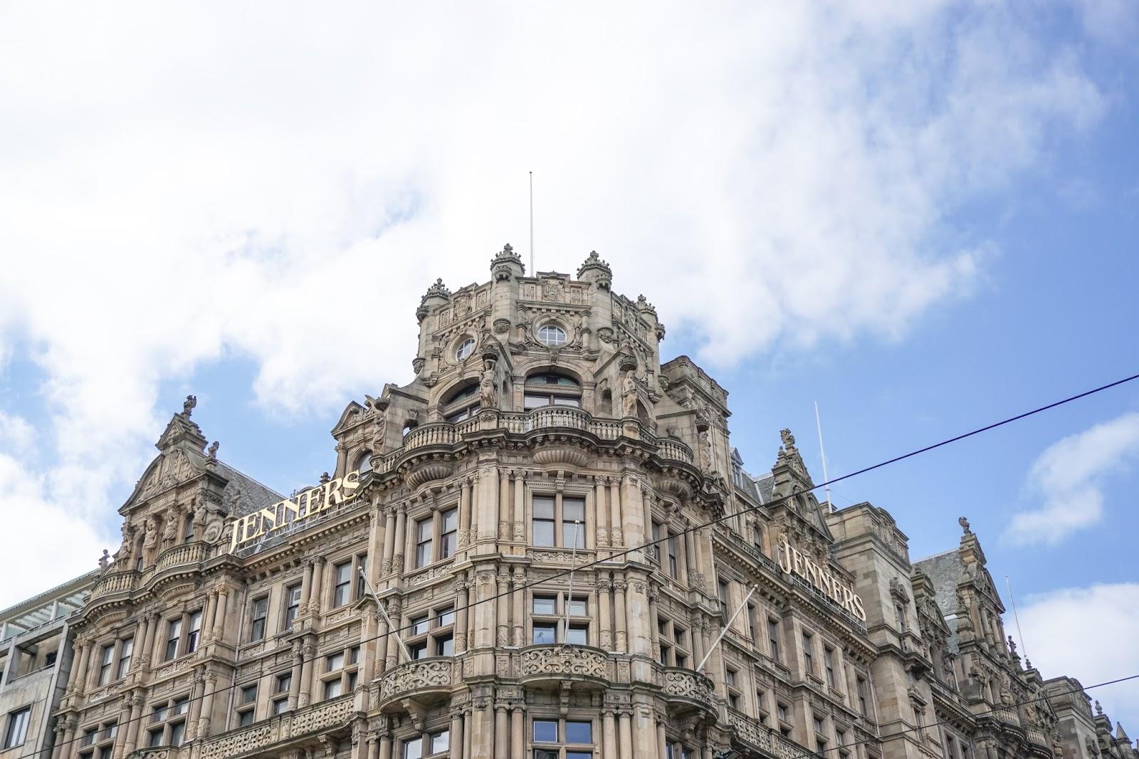 Building Edinburgh