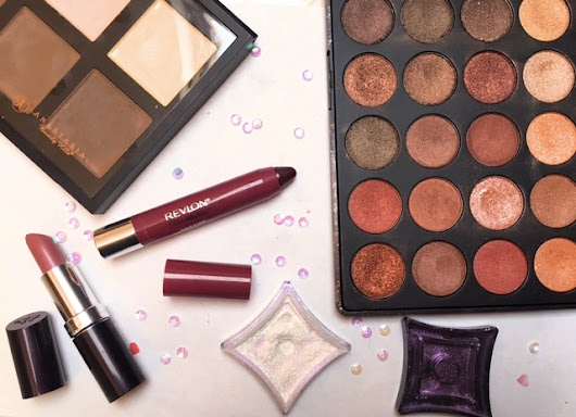 The perfect Christmas party make-up