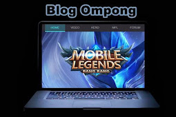 Bagi-Bagi Akun Game Gratis Mobile Legends 2018
